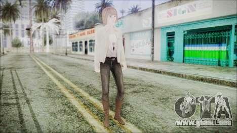 Life Is Strange Episode 5-2 Max para GTA San Andreas segunda pantalla
