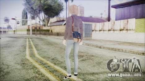 Life is Strange Episode 5-3 Max para GTA San Andreas tercera pantalla