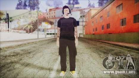 GTA Online Skin 19 para GTA San Andreas segunda pantalla