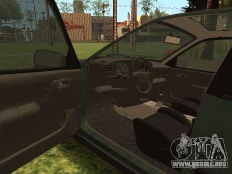 Volkswagen Passat B3 para la vista superior GTA San Andreas