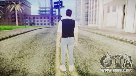 Skin GTA Online Bussines 3 para GTA San Andreas tercera pantalla