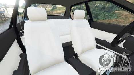 GTA 5 Toyota Corolla 1.6 XEI v1.02 vista lateral derecha