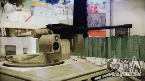 GTA 5 HVY Insurgent Pick-Up para la visión correcta GTA San Andreas