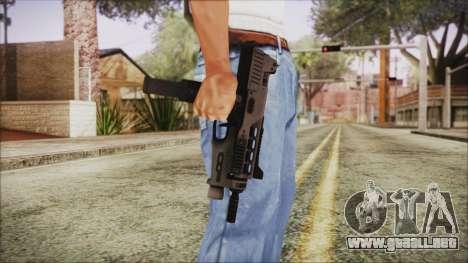 MP-970 para GTA San Andreas tercera pantalla