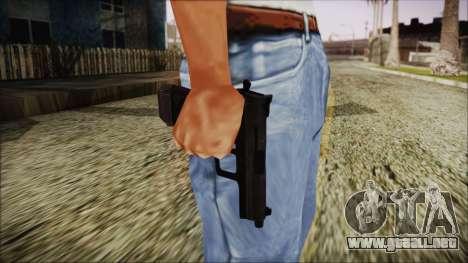 PayDay 2 Interceptor .45 para GTA San Andreas tercera pantalla