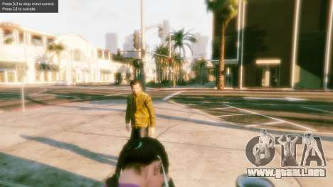 The Force Unleashed para GTA 5