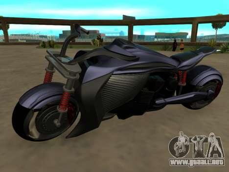 Krol Taurus concept HD ADOM v2.0 para GTA San Andreas