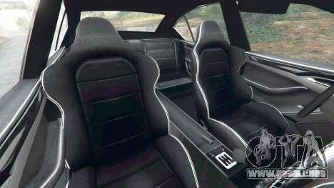 GTA 5 Skoda Octavia VRS 2014 [hatchback] vista lateral derecha