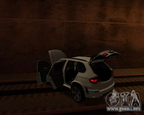 Car Accessories Script v1.1 para GTA San Andreas sexta pantalla