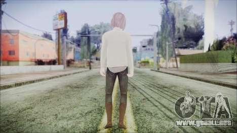 Life Is Strange Episode 5-2 Max para GTA San Andreas tercera pantalla