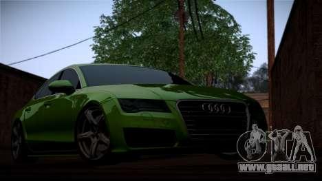 ENB by OvertakingMe (UIF) v2 para GTA San Andreas tercera pantalla