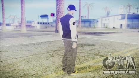 GTA Online Skin 57 para GTA San Andreas
