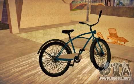 GTA V Cruiser Bike para GTA San Andreas left