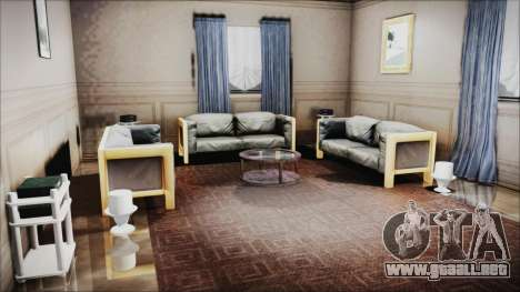CJ House New Interior para GTA San Andreas segunda pantalla