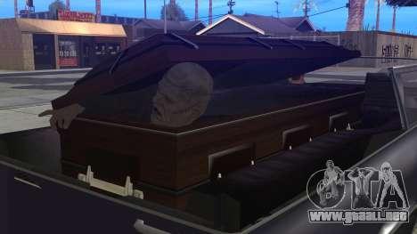 GTA 5 Albany Lurcher Cabrio Style para la visión correcta GTA San Andreas