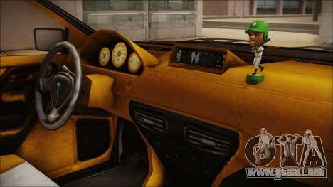 GTA 5 Albany Primo Custom Bobble Version para la visión correcta GTA San Andreas