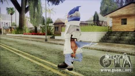 Falco Lombardi para GTA San Andreas tercera pantalla