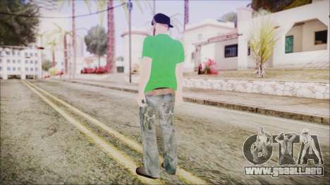 GTA Online Skin 16 para GTA San Andreas tercera pantalla