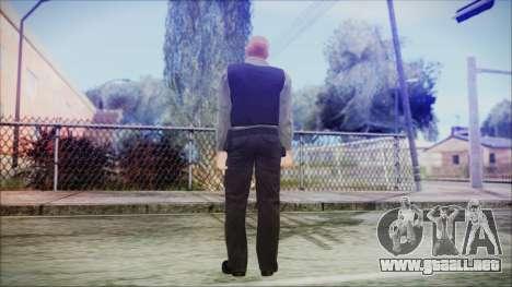 GTA 5 Ammu-Nation Seller 3 para GTA San Andreas tercera pantalla