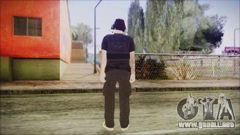 GTA Online Skin 19 para GTA San Andreas tercera pantalla