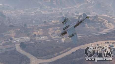 GTA 5 P-47D Thunderbolt sexta captura de pantalla