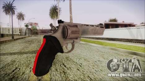 PayDay 2 Bronco .44 para GTA San Andreas segunda pantalla