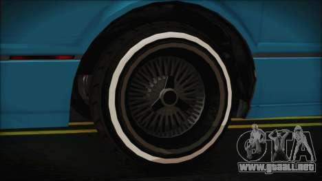 GTA 5 Albany Primo Custom Bobble Version IVF para la visión correcta GTA San Andreas