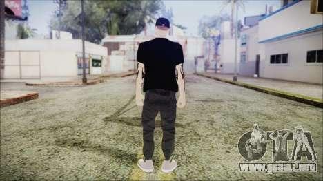 GTA Online Skin 48 para GTA San Andreas tercera pantalla