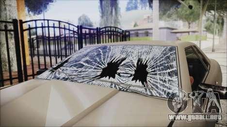 Archivo nuevo Vehículo.txd para GTA San Andreas segunda pantalla