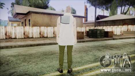 GTA Online Skin 2 para GTA San Andreas tercera pantalla