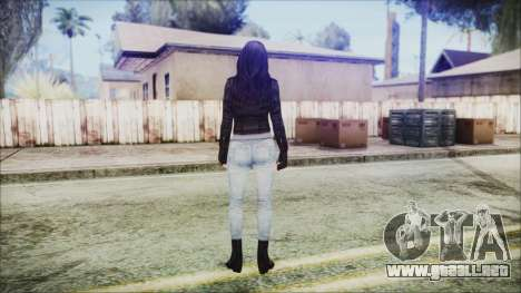 Marvel Future Fight Jessica Jones v1 para GTA San Andreas tercera pantalla