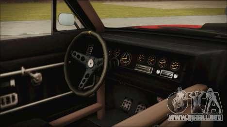 GTA 5 Declasse Tampa IVF para la visión correcta GTA San Andreas