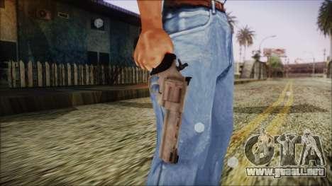 PayDay 2 Bronco .44 para GTA San Andreas tercera pantalla