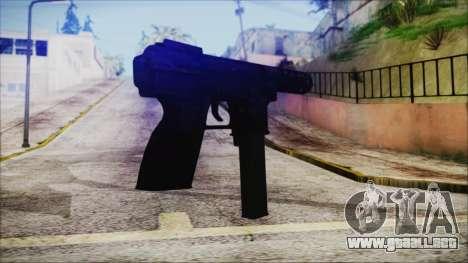 TEC-9 Multicam para GTA San Andreas segunda pantalla