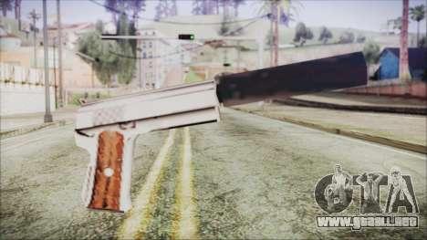 Wildey Magnum para GTA San Andreas