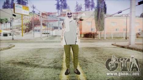 GTA Online Skin 2 para GTA San Andreas segunda pantalla