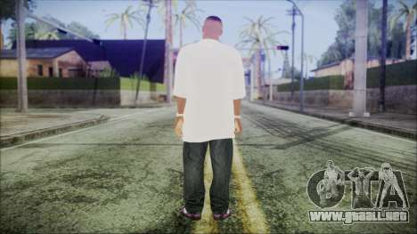 GTA 5 Ballas 1 para GTA San Andreas tercera pantalla