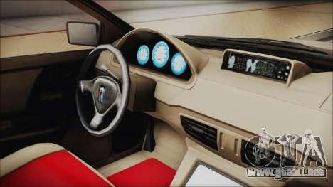 GTA 5 Albany Primo Custom IVF para la visión correcta GTA San Andreas