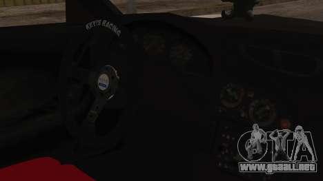 Mazda RX-7 Enhanced Version para la visión correcta GTA San Andreas