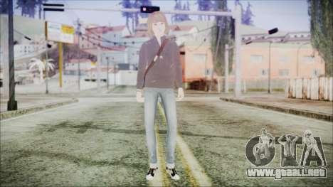 Life is Strange Episode 5-3 Max para GTA San Andreas segunda pantalla