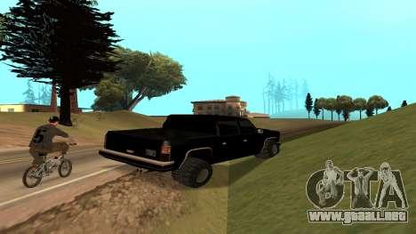 FBIranch By MarKruT para la visión correcta GTA San Andreas
