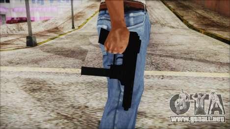 TEC-9 Multicam para GTA San Andreas tercera pantalla