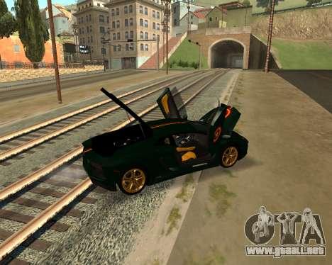 Car Accessories Script v1.1 para GTA San Andreas quinta pantalla