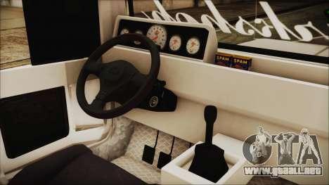 Markshop Jeepney para la visión correcta GTA San Andreas