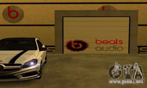 Monster Beats Studio by 7 Pack para GTA San Andreas quinta pantalla