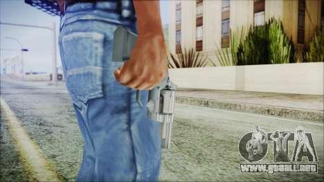 Snub Nose para GTA San Andreas tercera pantalla