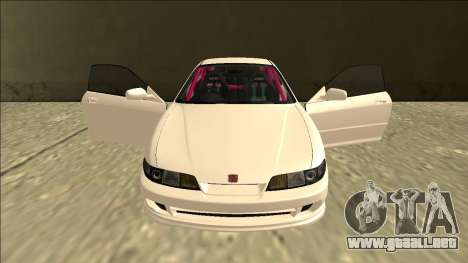 Honda Integra Drift para la vista superior GTA San Andreas