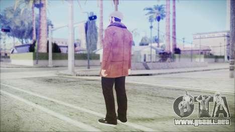 GTA Online Skin 30 para GTA San Andreas tercera pantalla