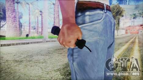 Pipe Bomb Reborn para GTA San Andreas tercera pantalla