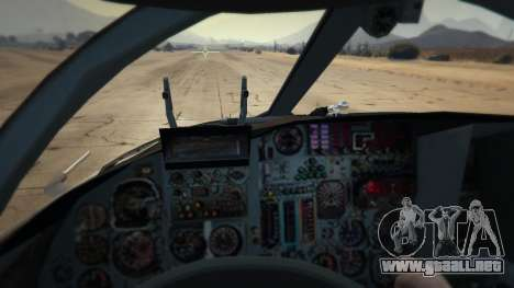 GTA 5 SU-24M quinta captura de pantalla